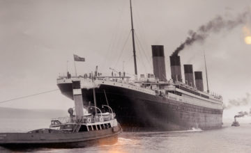 18 Unbelievable facts about the Titanic